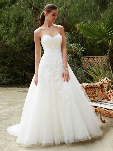 Picture of BT16-24 Wedding Dress - Beautiful by Enzoani 2016 Bridal Collection