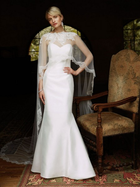 Picture of BT16-29 Wedding Dress - Beautiful by Enzoani 2016 Bridal Collection