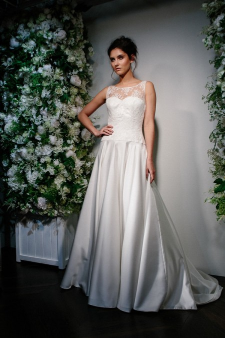 Picture of Bewitched, Bewildered and Bothered Wedding Dress - Stewart Parvin 2016 Bridal Collection