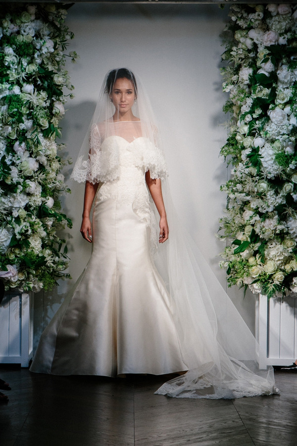 Picture of Can't Help Falling in Love Wedding Dress - Stewart Parvin 2016 Bridal Collection