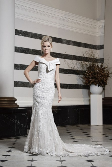 Picture of Céline Wedding Dress - Ian Stuart Runway Rebel 2016 Bridal Collection