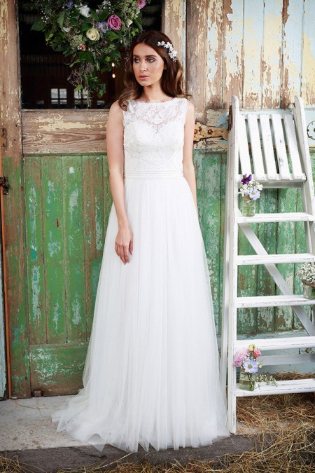 Picture of Chantilly Wedding Dress - Amanda Wyatt Promises of Love 2016 Bridal Collection