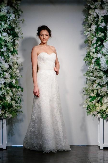 Picture of Cheek to Cheek Wedding Dress - Stewart Parvin 2016 Bridal Collection