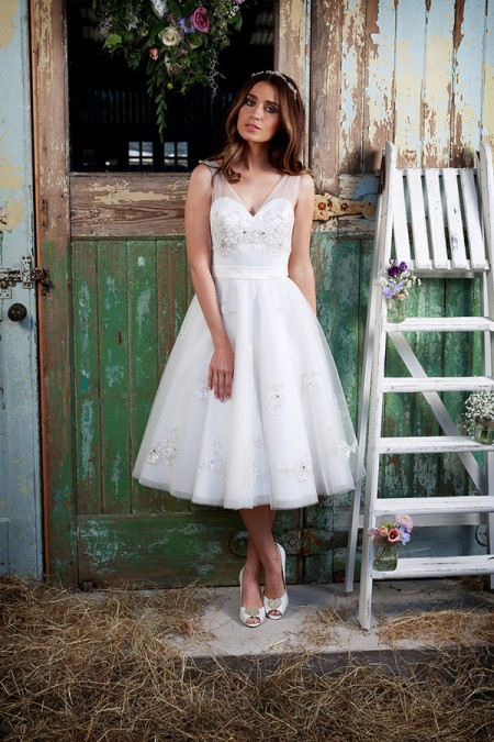 Picture of Cherub Wedding Dress - Amanda Wyatt Promises of Love 2016 Bridal Collection