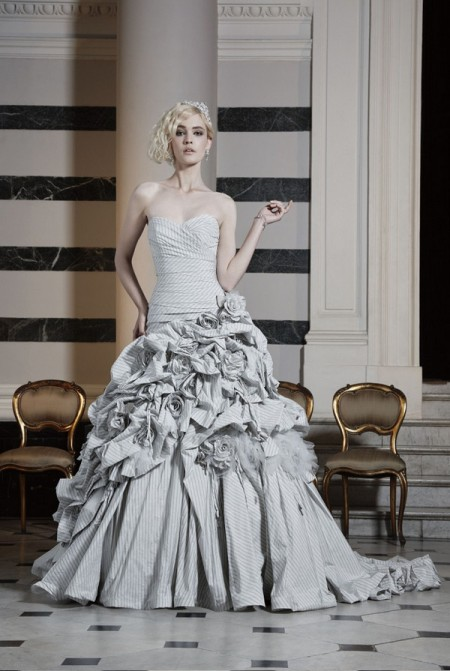 Picture of Chiquitita Wedding Dress - Ian Stuart Runway Rebel 2016 Bridal Collection