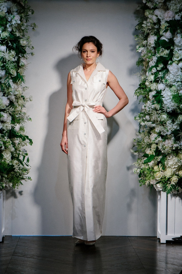 Picture of Dedicated to You Wedding Dress - Stewart Parvin 2016 Bridal Collection