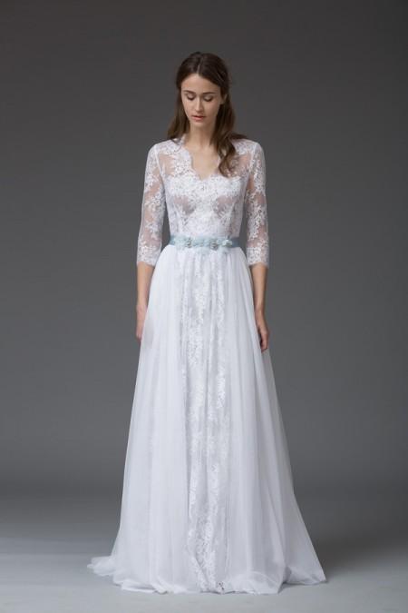 Picture of Dina Wedding Dress - Katya Katya Shehurina Venice 2016 Bridal Collection