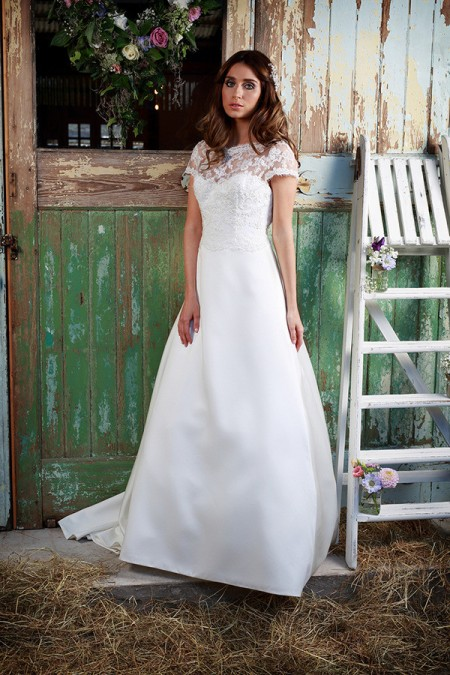 Picture of Edeline Wedding Dress - Amanda Wyatt Promises of Love 2016 Bridal Collection