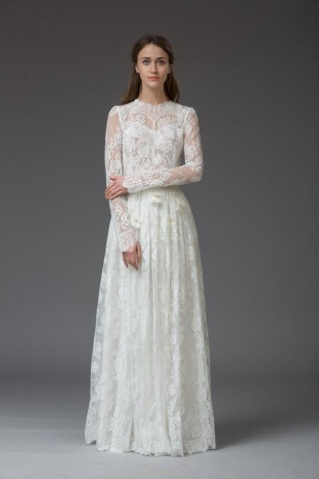 Picture of Esta Wedding Dress - Katya Katya Shehurina Venice 2016 Bridal Collection