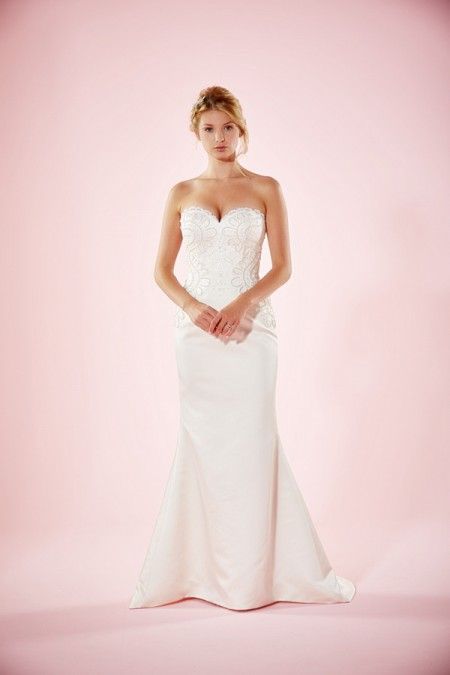 Picture of Estelle Wedding Dress - Charlotte Balbier Willa Rose 2016 Bridal Collection