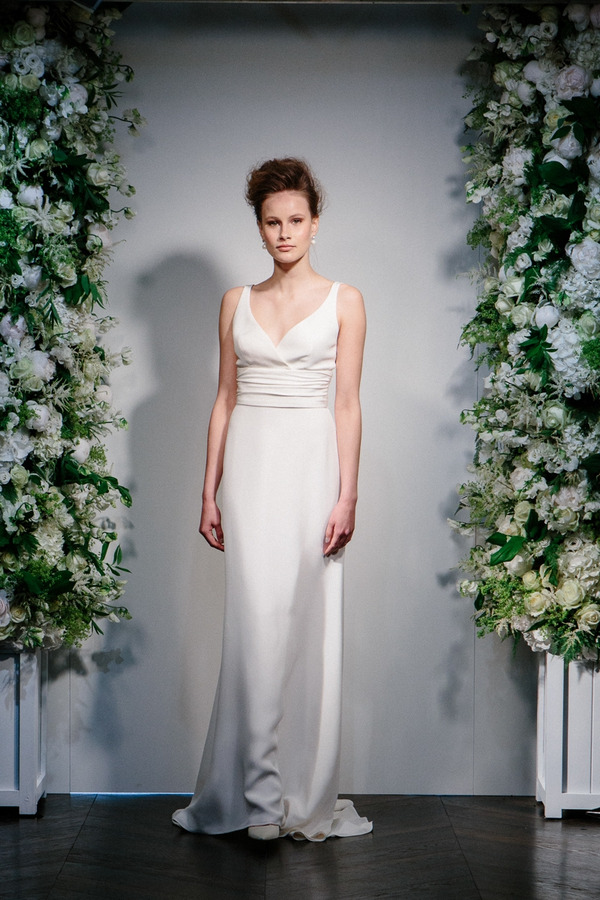 Picture of Eternal Flame Wedding Dress - Stewart Parvin 2016 Bridal Collection