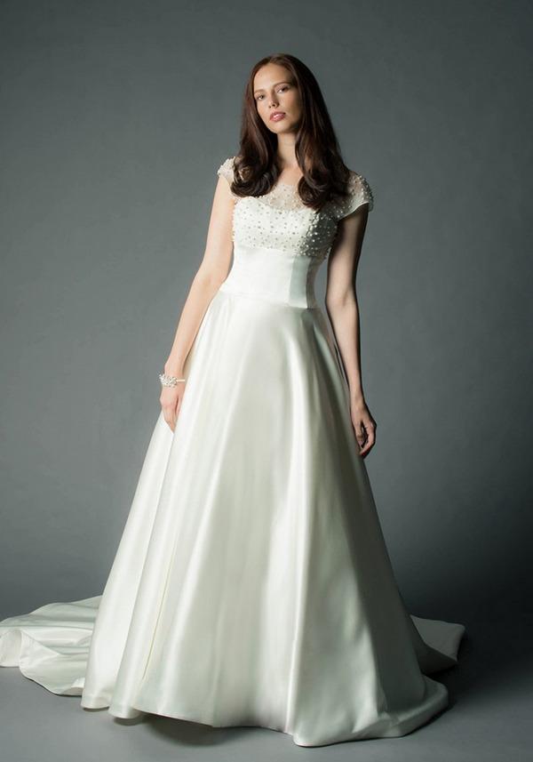 Picture of Eva Wedding Dress - MiaMia Debutant 2016 Bridal Collection