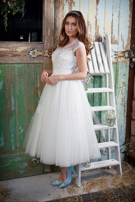 Picture of Geena Wedding Dress - Amanda Wyatt Promises of Love 2016 Bridal Collection