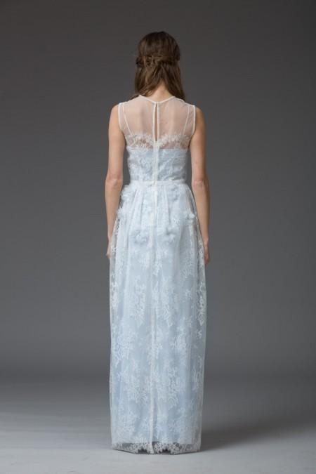 Picture of Back of Grazia Wedding Dress - Katya Katya Shehurina Venice 2016 Bridal Collection