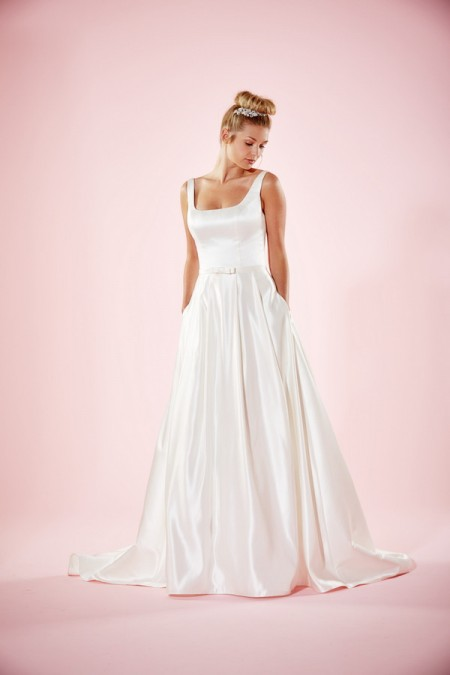 Picture of Hanna Wedding Dress - Charlotte Balbier Willa Rose 2016 Bridal Collection