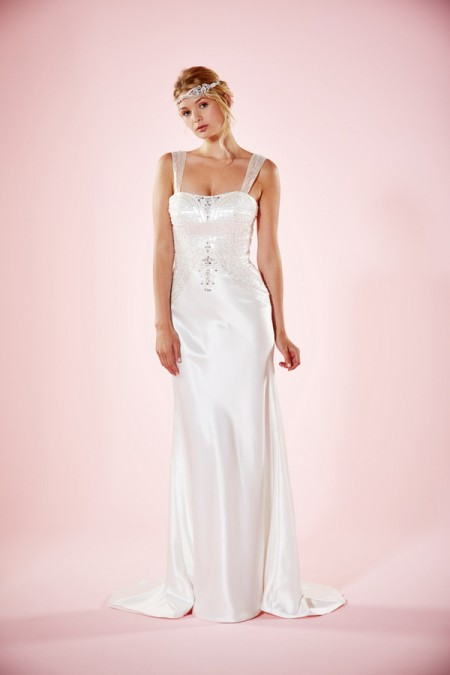 Picture of Harlow Wedding Dress - Charlotte Balbier Willa Rose 2016 Bridal Collection