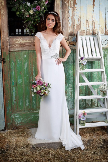 Picture of Hermione Wedding Dress - Amanda Wyatt Promises of Love 2016 Bridal Collection