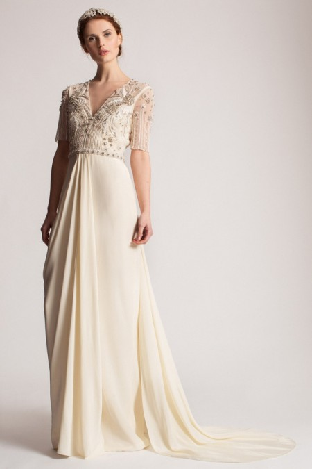 Picture of Hermione Wedding Dress - Temperley London Summer 2016 Bridal Collection
