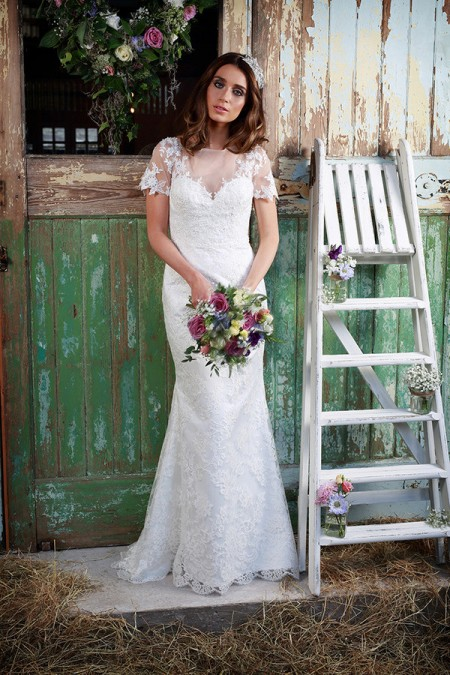 Picture of Honesty Wedding Dress - Amanda Wyatt Promises of Love 2016 Bridal Collection