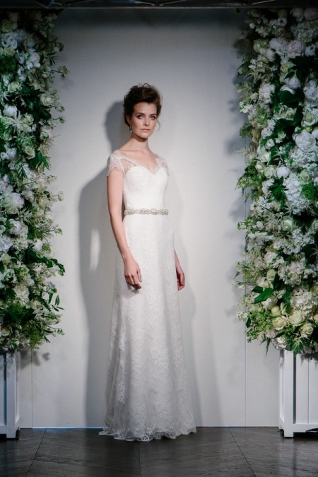 Picture of I'll Stand by You Wedding Dress - Stewart Parvin 2016 Bridal Collection