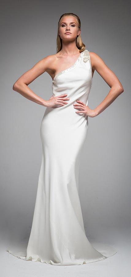 Picture of Iman Wedding Dress - Sarah Janks Elan Fall 2016 Bridal Collection