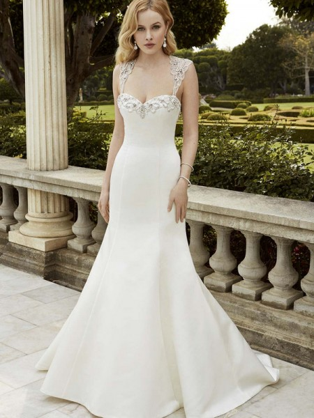 Picture of Ingenio Wedding Dress - Blue by Enzoani 2016 Bridal Collection