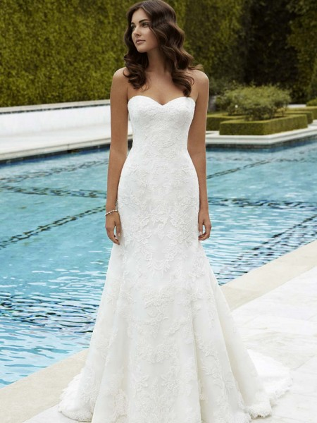 Picture of Innsbruck Wedding Dress - Blue by Enzoani 2016 Bridal Collection