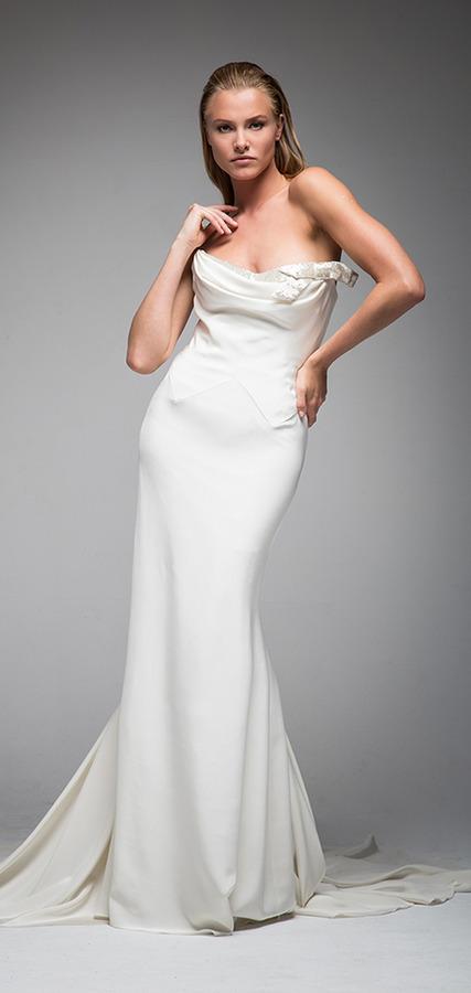 Picture of Isabella Wedding Dress - Sarah Janks Elan Fall 2016 Bridal Collection
