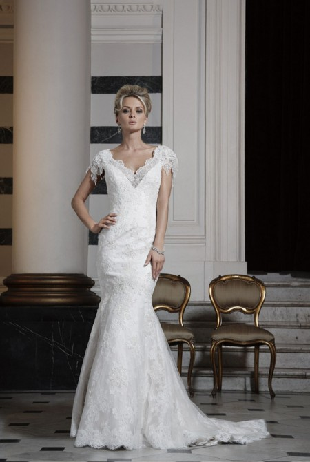 Picture of Jagger Wedding Dress - Ian Stuart Runway Rebel 2016 Bridal Collection
