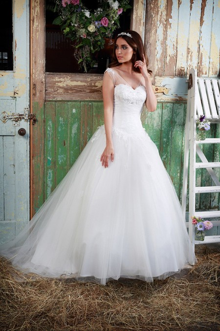Picture of Jenni Wedding Dress - Amanda Wyatt Promises of Love 2016 Bridal Collection