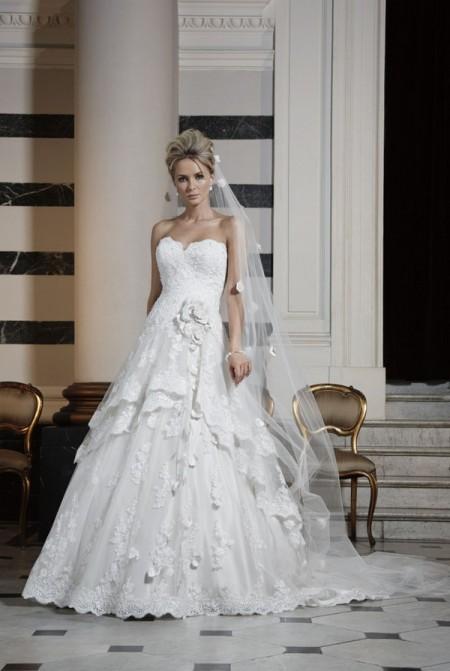 Picture of La Paix Wedding Dress - Ian Stuart Runway Rebel 2016 Bridal Collection