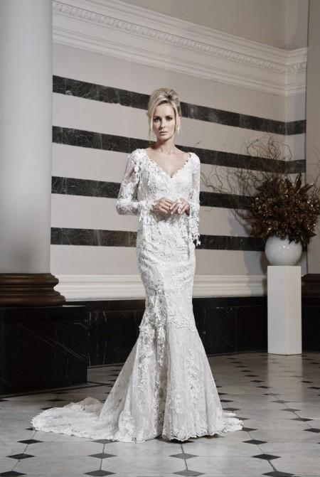 Picture of La Vie en Rose Wedding Dress - Ian Stuart Runway Rebel 2016 Bridal Collection