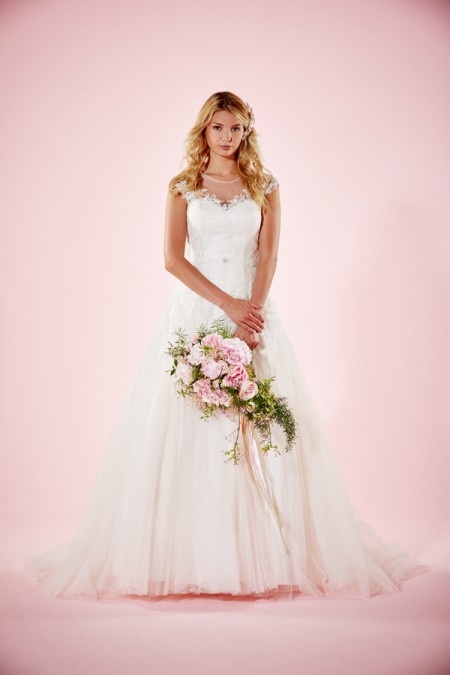 Picture of Lainey Wedding Dress - Charlotte Balbier Willa Rose 2016 Bridal Collection
