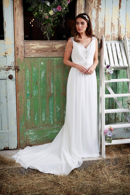 Picture of Leanne Wedding Dress - Amanda Wyatt Promises of Love 2016 Bridal Collection