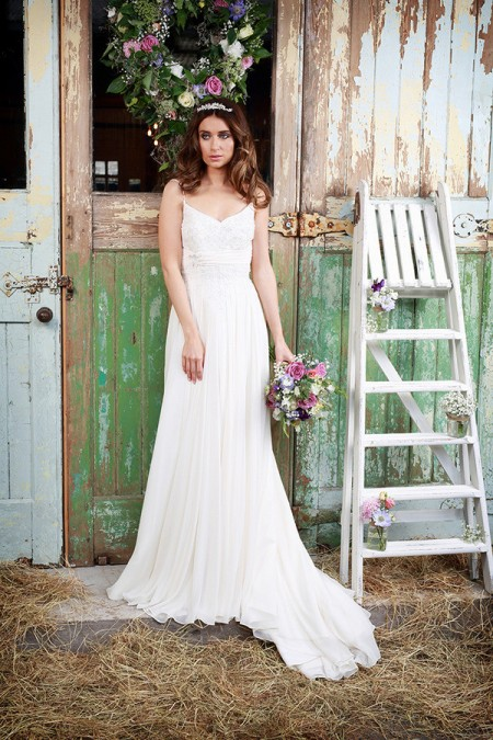 Picture of Leia Wedding Dress - Amanda Wyatt Promises of Love 2016 Bridal Collection
