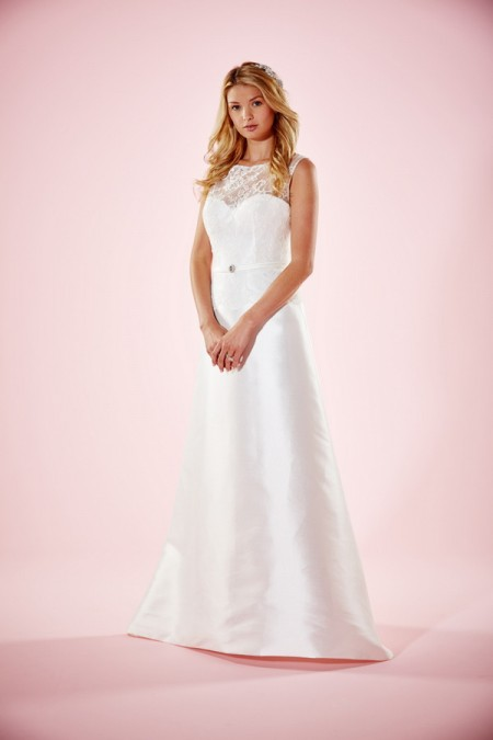 Picture of Lizzie Wedding Dress - Charlotte Balbier Willa Rose 2016 Bridal Collection