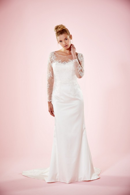 Picture of Loveday Wedding Dress - Charlotte Balbier Willa Rose 2016 Bridal Collection