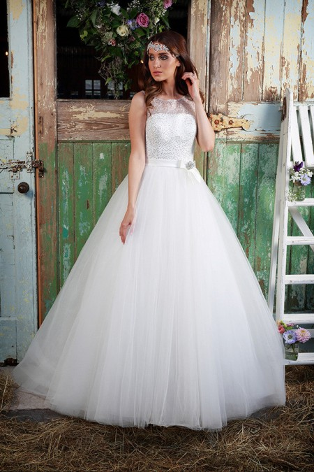 Picture of Luna Wedding Dress - Amanda Wyatt Promises of Love 2016 Bridal Collection