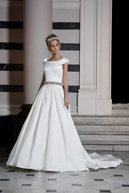 Picture of Monte Carlo Wedding Dress - Ian Stuart Runway Rebel 2016 Bridal Collection