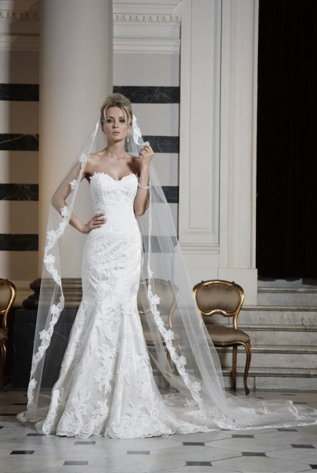 Picture of Neptune Wedding Dress - Ian Stuart Runway Rebel 2016 Bridal Collection