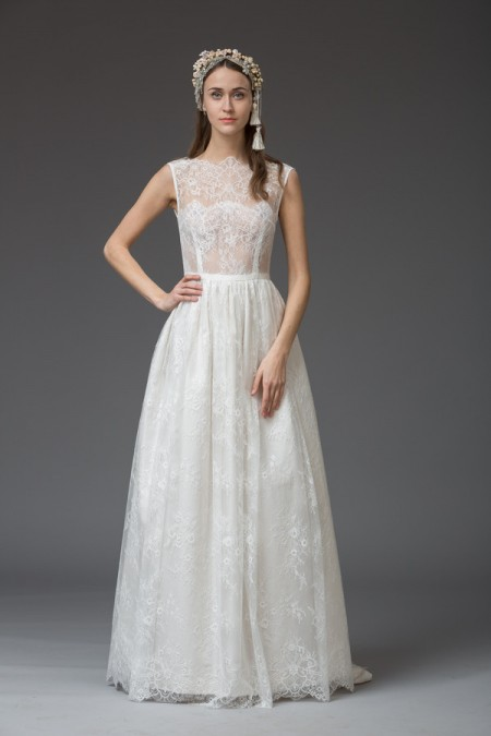 Picture of Nicole Wedding Dress - Katya Katya Shehurina Venice 2016 Bridal Collection