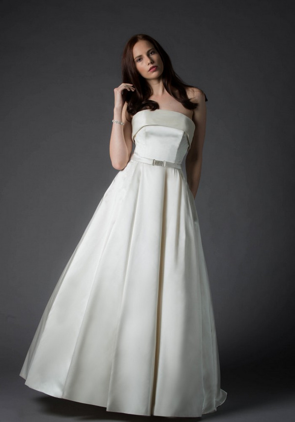 Picture of Orla Wedding Dress - MiaMia Debutant 2016 Bridal Collection