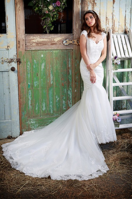Picture of Paislee Wedding Dress - Amanda Wyatt Promises of Love 2016 Bridal Collection