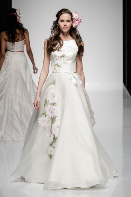 Picture of Peonie Wedding Dress - Alan Hannah Watercolours 2016 Bridal Collection