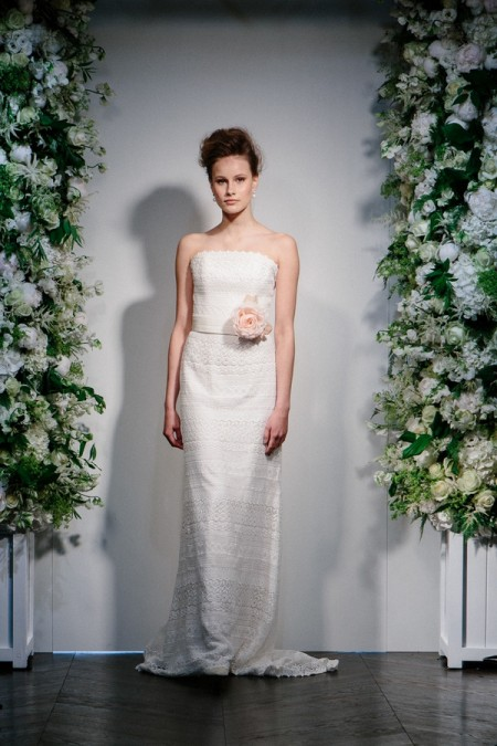 Picture of Piece of My Heart Wedding Dress - Stewart Parvin 2016 Bridal Collection