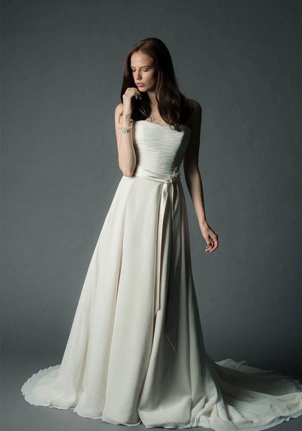 Picture of Ronda Wedding Dress - MiaMia Debutant 2016 Bridal Collection