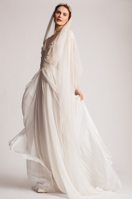 Picture of Rosalind Wedding Dress - Temperley London Summer 2016 Bridal Collection