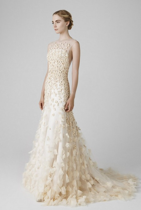 Picture of Rose Wedding Dress - Peter Langner 2016 Bridal Collection