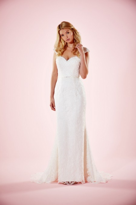 Picture of Samantha Wedding Dress - Charlotte Balbier Willa Rose 2016 Bridal Collection