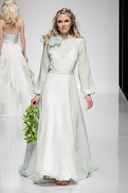 Picture of Stella Wedding Dress - Alan Hannah Watercolours 2016 Bridal Collection